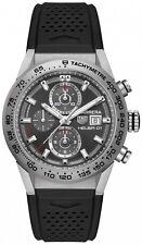 CAR208Z.FT6046 Tag Heuer Carrera Calibre 01 Mens Automatic Watch Titanium 43mm