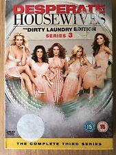 Teri Hatcher Eva Longoria DESPERATE HOUSEWIVES ~ Season 3 UK DVD Box Set