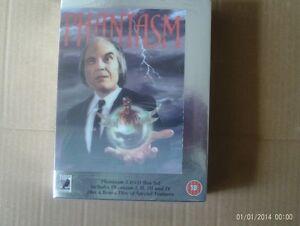 Phantasm   5 Disc  Box  Set    Rare    New           Fast   Post