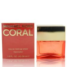 CORAL by Michael Kors 1.0 OZ EAU DE PARFUM SPRAY NEW in Box for Women