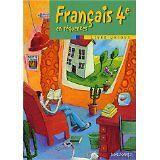Collectif - Français 4e en séquence : Livre unique - 2002 - Broché