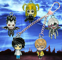 Death Note build your own key chain / key ring free UK post