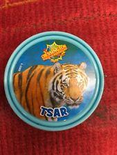 Merlin Pop Badge Blue Tsar 2018 Chessington Pop Badge L-3302