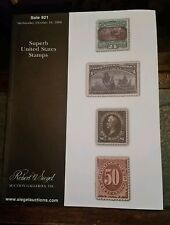 Robert Siegel Auction Galleries auction catalog 921~2006~US Stamps