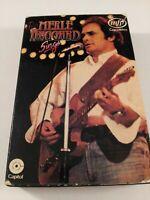 Merle Haggard Sings : Vintage Tape Cassette Album from 1975