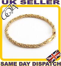 21,3/0,5 cm Snake Chain 14K Gold Filled Bracelet Luxury Jewelry Gift PRESENT F