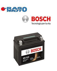 Batteria Bosch YTX9-BS Sigillata 12V-8AH Benelli TRK 502X ABS E45002018-2019