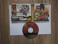 SEGA SATURN SAMURAI SPIRITS RPG JAPAN/ NTSC VERSION SHOWDOWN