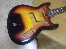 Teisco Solid Vintage Electric Guitars
