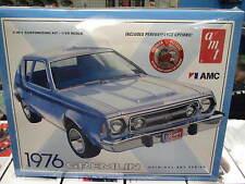 AMT #690 - 1/25 Model Car kit - 1976 American Motors AMC Gremlin X