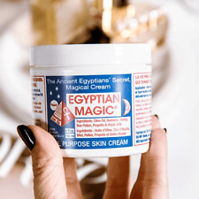 Egyptian Magic All Purpose Skin Cream,All Natural Ingredients,4 Ounce Jar