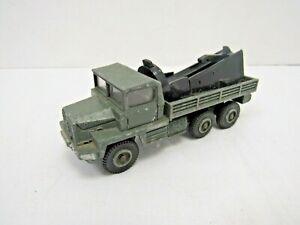 Dinky Toys Berliet Gazelle Missile Launcher Army War No 620 - WAR P17