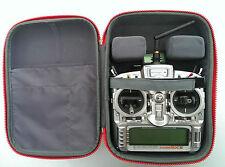 Transmisor Funda Bolsa 4 Jr Spektrum Futaba DJI Car & Aero compacto y sólida Rojo Uk