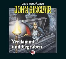 John Sinclair 94 Verdammt und begraben (2015, Hörspiel)