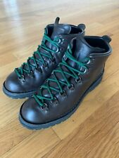 "Danner Mountain Light II Brown 5"" Gore Tex Hiking Boot size 10 D extra lace $380"