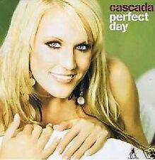 CASCADA - Perfect Day - CD NEU - Because the Night - Runaway - Endless Summer