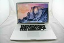 "Apple MacBook Pro 17"" i7 QUAD 2.2GHz-3.3GHz 8GB RAM 1TB SSD *BONUS SOFTWARE*"