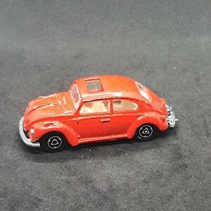 Majorette 200 Series (Serie) #202 Volkswagen Beetle Vintage Die-Cast Vehicle