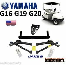 "Yamaha Golf Cart G20, G19, G16 JAKE'S A-Arm 6"" Lift Kit #6253 (Free Shipping)"