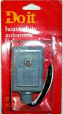 Do it Adjustable Photocell Lamp Control / Free Shipping / Nos