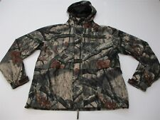 GAMEHIDE Youth Boy's Size 11 Hooded Hunting Camouflage Elimitick Cover Up Jacket