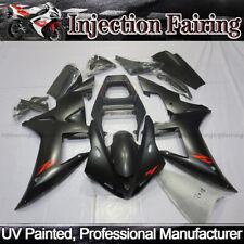 Black Fairing Kit for Yamaha YZF R1 2002 2003 ABS Injection Mold Bodywork 03 04