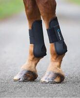 Shires ARMA Tendon Boots Horse Boots  Black Pony Cob and Full