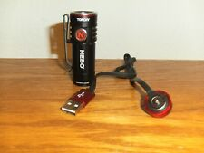 NEBO  TORCHY 1000 LUMEN, RECHARGEABLE FLASHLIGHT NEB-FLT-0001  6878