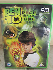 BEN 10 CARTOON NETWORK RACE AGAINST TIME DVD LIKE YOU'VE NEVER SEEN IT BEFORE