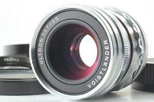 【N.MINT+++】 Voigtlander Ultron 35mm f/1.7 VM mount Leica M Hood From JAPAN #450