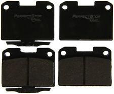 Frt Semi Metallic Brake Pads PS632M Perfect Stop