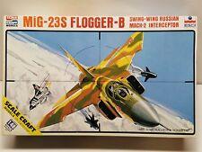 1/48 ESCI MIG-23S FLOGGER-B MACH 2 Interceptor