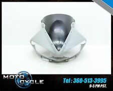 2005 YAMAHA R6 R6S YZF 600 FRONT FAIRING COWL NOSE 04 05 Y37