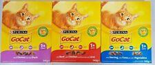 Purina 1+ - GoCat No1 Grocery Dry Cat Food - 340g