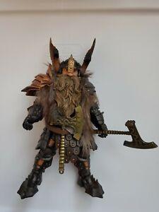 Mythic Legions Halmyr Goldentooth Coliseum Four Horsemen Brand great shape dwarf