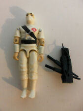 Vintage 1984 GI Joe Cobra Storm Shadow Mostly COMPLETE Swords Pack Bow NO Chuks