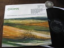 LP Chopin Konzert für Klavier und Orchester Nr. 1 e-moll op. 11 GDR 1968 | NM