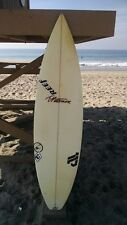 "Tim Patterson Surfboards PB001-US020868: 6'0"" Short Board Hand Shaped In USA"