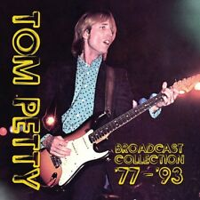 TOM PETTY - BROADCAST COLLECTION '77-'93  8 CD NEW!