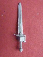 FORGEWORLD LEGION Mark II (2) & III (3) LEFT HAND POWER SWORD - Bits 40K