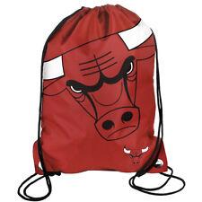 Chicago Bulls Gym Bag NBA Jordan Sportbeutel Rucksack Turnbeutel Drawstring