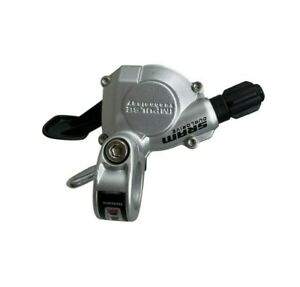 SRAM Dual Drive 3 Speed Shifter With Gear Cable - Silver