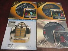 MFSL COLLECTION 2 & AUDIO FIDELITY GET IT ON & CRANK IT UP & SOUND HYBRID SACD'S