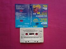 K 7 Cassette / Gilles Pellegrini - 12 Hits Radio TV Vol.105