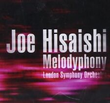 JOE HISAISHI-MELODYPHONY -BEST OF JOE HISAISHI--JAPAN CD G50