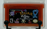 Pokemon Firered Rocket Edition Final V1.0 for Gameboy Advance | US Seller
