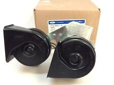 14-18 Ford Transit Connect Dual High Low Note Electric Horn with Bracket new OEM