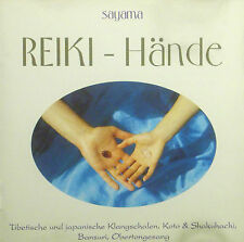 CD RICHARD HIEBINGER - mains de reiki
