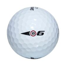 50 Bridgestone E6 Golf Balls MINT / AAAA Grade