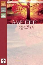 Amplified Bible-AM (Leather / Fine Binding)